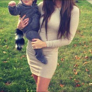 Victoria secret long sleeves sweater dress